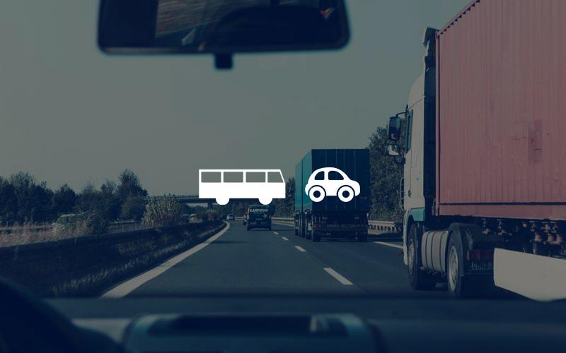 Sanificazione abitacoli mezzi di trasporto